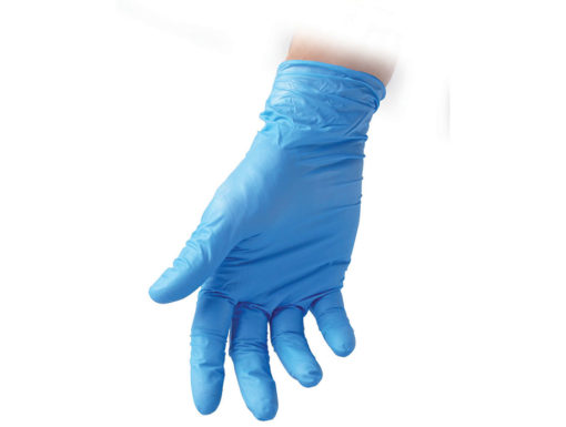 Powder Free Nitrile Gloves Reflexx 76