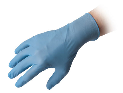 Powder Free Nitrile Gloves Reflexx 77