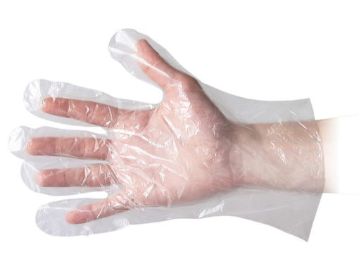 High Density Polyethylene Gloves Hdpe Reflexx 18