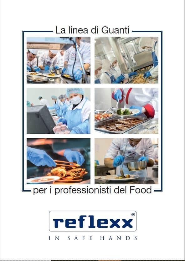 FOOD line reflexx 2018
