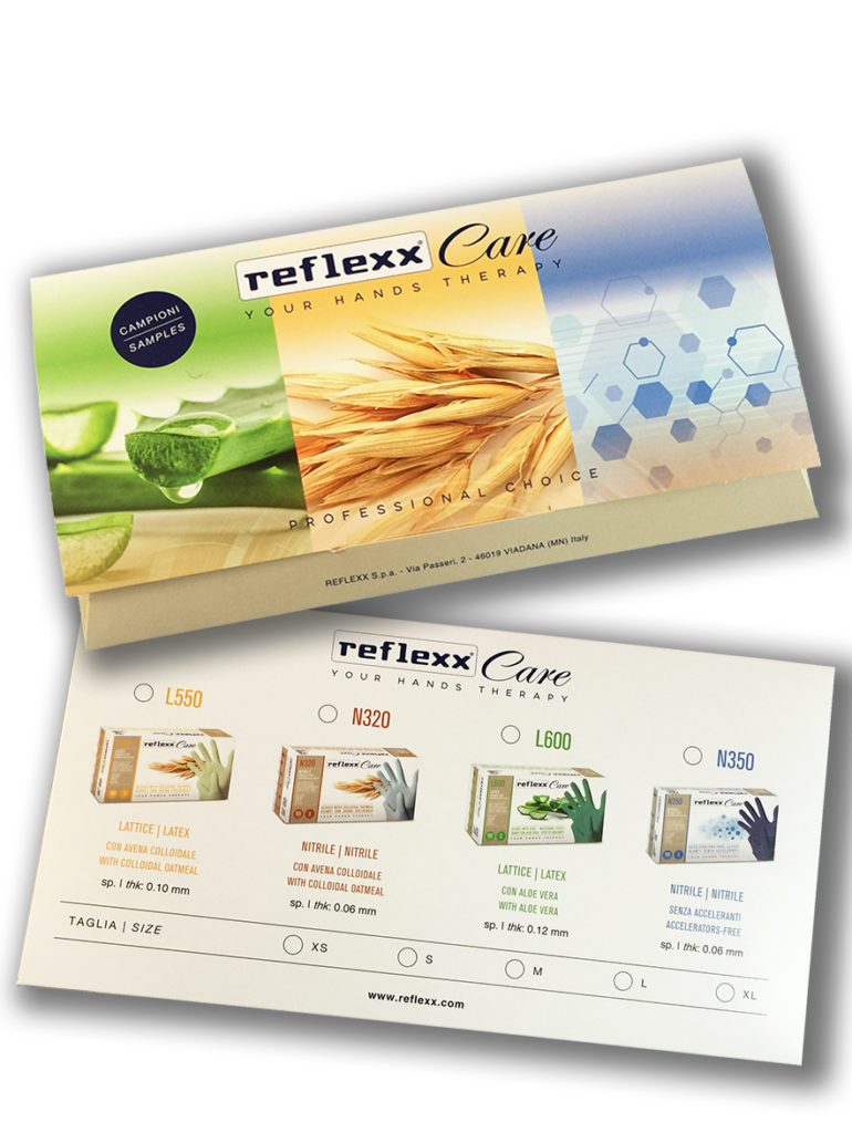 Sample pack Reflexx Care