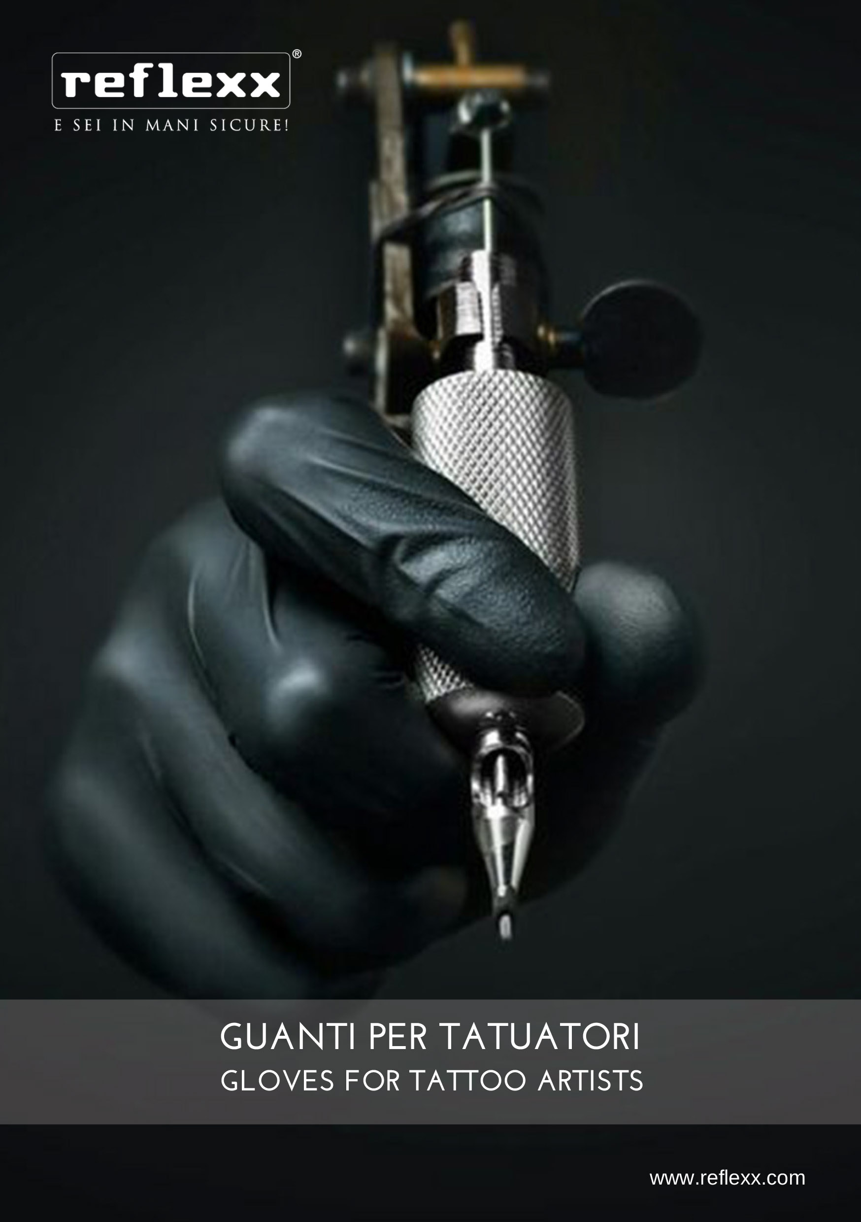 Tattoo gloves_ reflexx