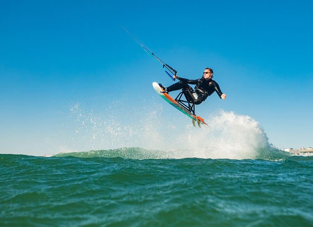 Willem Hooft Foundation Kite Surf