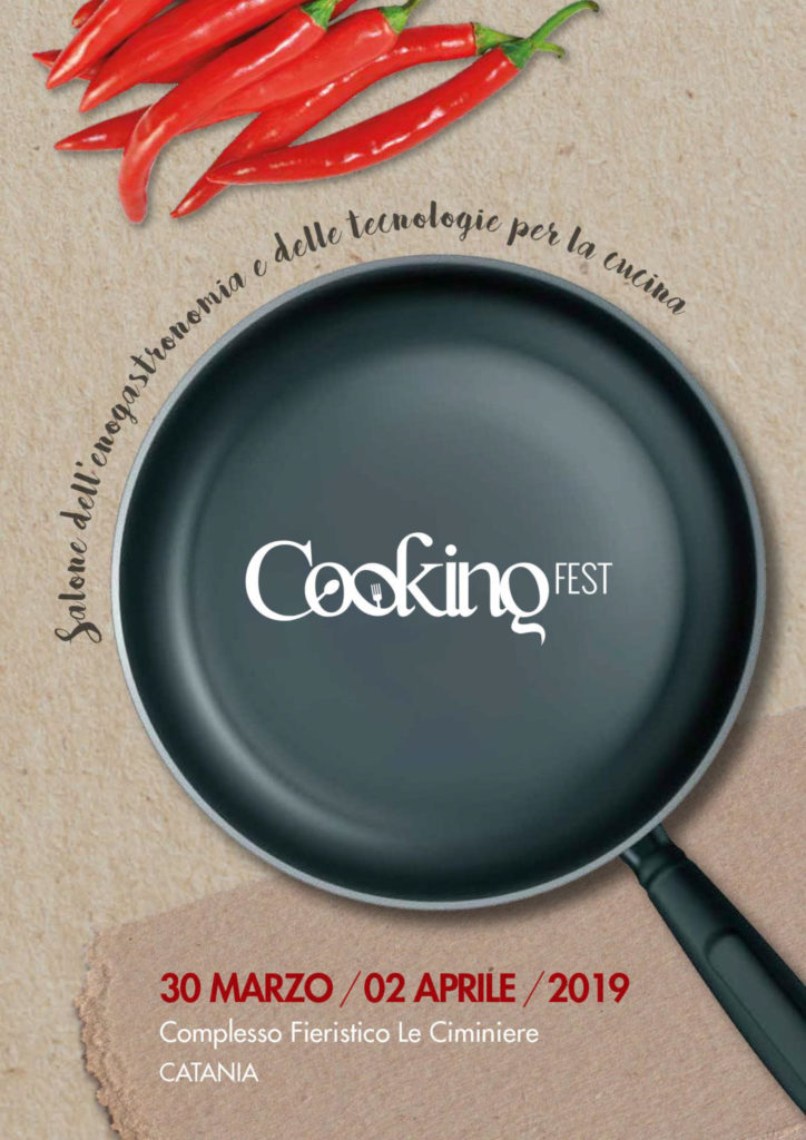 Cooking fest catania 2019