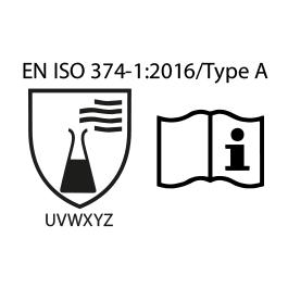 EN 374-1 2016 A